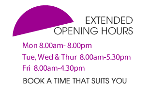 opening hours at Catherine Street dentists